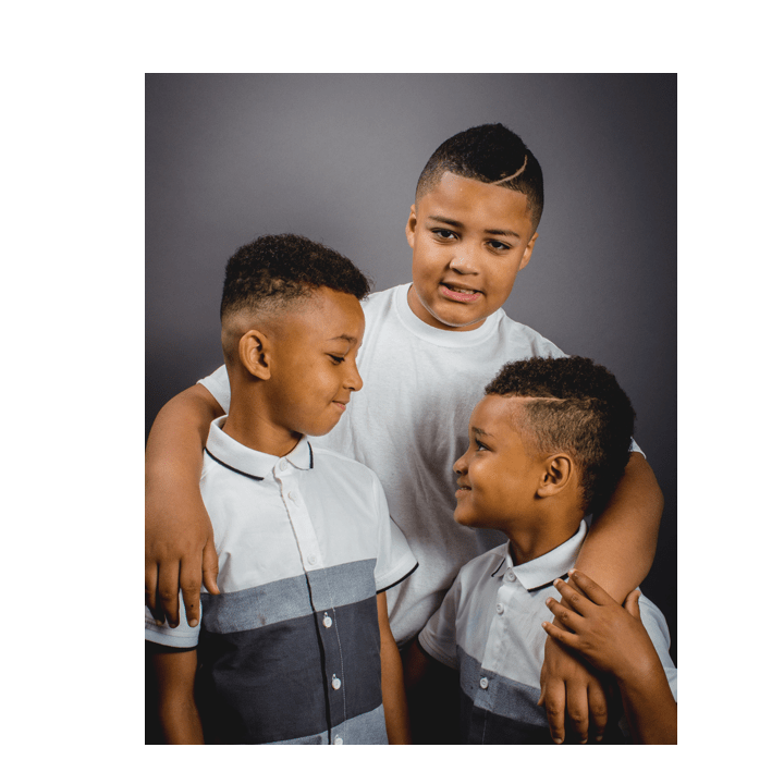 Kids Salon & Barbering Services
